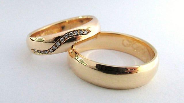 Argolla de matrimonio